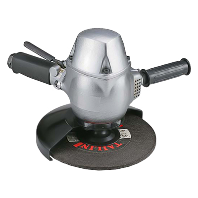 "Picture of ""KUANI"" 9"" SUPER DUTY AIR VERTIC GRINDER"